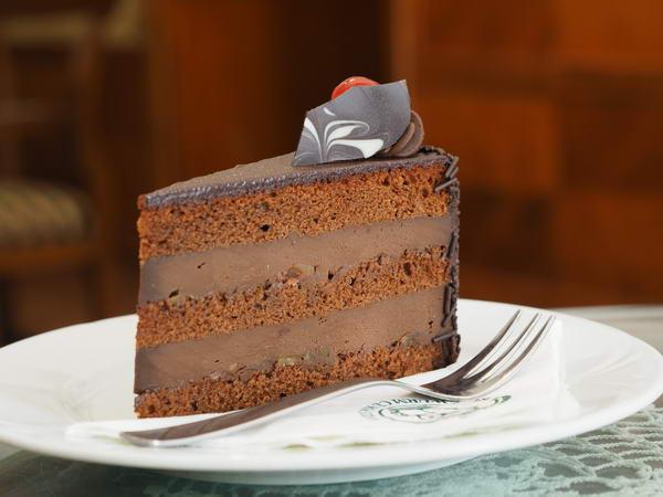 Ruszwurm Torta