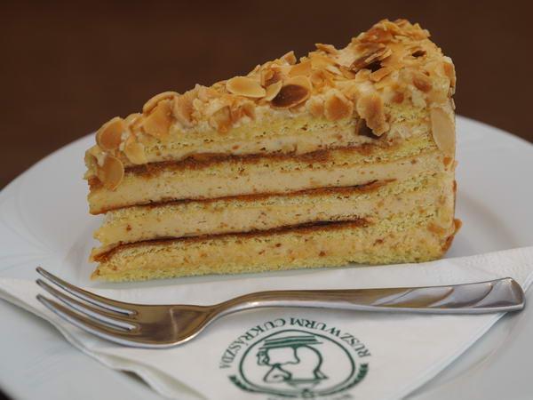 Mandula torta