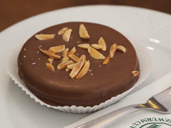 Csokis süni